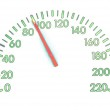 Speedometer — Stock Photo #4143480