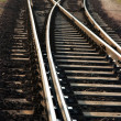 Rails — Stock Photo #4210854