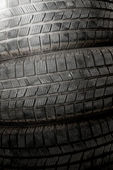 Tire — Stock Photo