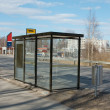 Busstop - Stock Photo
