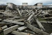 Industrial Ruins — Stock Photo