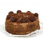 Cake isolated — Stock Photo