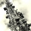 Stock Photo: Transmitter