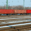 Freight Train - Stock fotografie