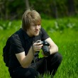 Photographer — Stock Photo #5139496