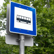 Bus stop - Photo