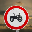 Royalty-Free Stock Photo: Tractors