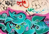Graffity — Foto Stock
