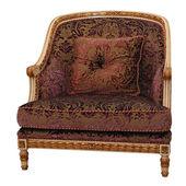 Soft armchair — Stock Photo