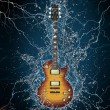 Electric Guitar — Stock Photo #4274643
