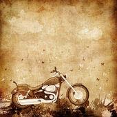 Textura de papel viejo — Foto de Stock