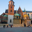 Wawel chapel - Stock Photo