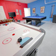 Stock Photo: Games Room