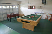 Games Room — Stock Photo