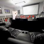 Theatre Room — Stock Photo #4369172