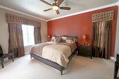 King Master Bedroom — Stock Photo