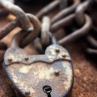 Old Padlock — Stock Photo