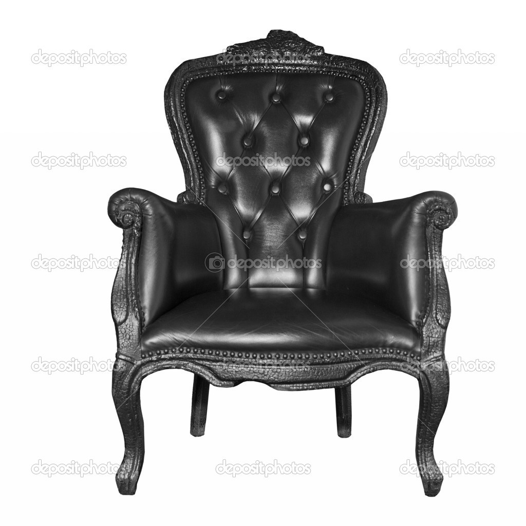 Seat | Antique Leather Chair