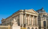 宫和凡尔赛宫的雕像 — 图库照片