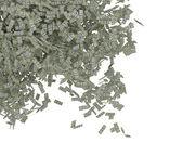 Money scattering. US dollar bundles falling — Stock Photo