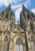 Koelner Dom (Cologne Cathedral) — Foto de Stock