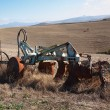 Old plough — Stock Photo #4203193
