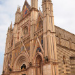 Royalty-Free Stock Photo: The gothic cathedral of Orvieto