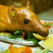 Roast suckling pig — Stock Photo #5227025