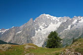 Mont Blanc, Italy — Stock Photo