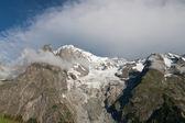 Mont blanc - monte bianco — Stockfoto
