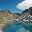 PietrRossLake, ItaliAlps — Stock Photo #4428209