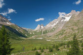 Veny valley - Italian Alps — Stock Photo