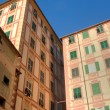 Homes in Camogli — Stock Photo