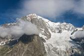 Monte bianco - Mont Blanc — Stock fotografie