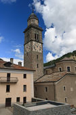Church in Cogne, Italy — Stock Photo