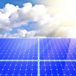 Solar panels — Stock Photo #4909867
