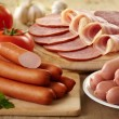 Sausages — Stock Photo #4992942