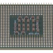 Stock Photo: CPU processor