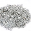 Heap of washers — Stock Photo