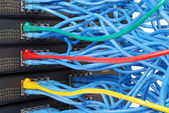 Network hub — Stock Photo