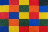 Sfondo di spugne colorate — Foto Stock