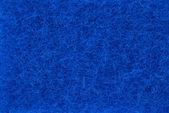 Blå textur cellulosa skum svamp — Stockfoto