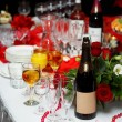 Party table — Stock Photo #4269871