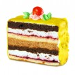 Foto de Stock  : Piece of cake