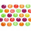 assorted colorful candies — Stock Photo #5292572