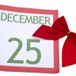 Christmas Calendar — Stock Photo #4015909