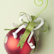Festive Holiday Ornament — Stock Photo #4016081