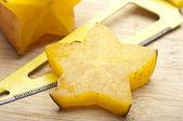 Carambola Starfruit — Stock Photo