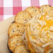 Постер, плакат: Savory Cheeseball Appetizer