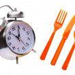 Stock Photo: Meal Time Concpet